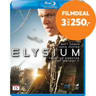 Produktbilde for Elysium (BLU-RAY)