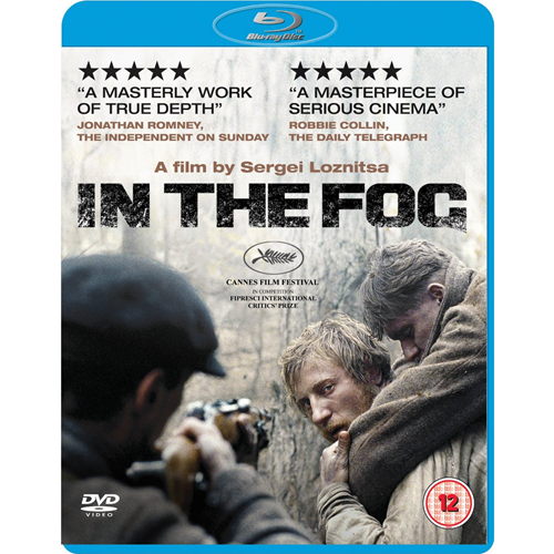 In The Fog (UK-import) (BLU-RAY)