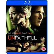 Unfaithful (UK-import) (BLU-RAY)