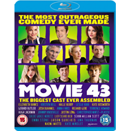 Movie 43 (UK-import) (BLU-RAY)