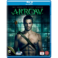 Arrow - Sesong 1 (BLU-RAY)