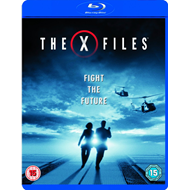The X Files - Fight The Future (UK-import) (BLU-RAY)
