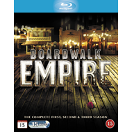 Boardwalk Empire - Sesong 1 - 3 (BLU-RAY)