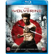 The Wolverine - Unleashed Extended Edition (BLU-RAY)