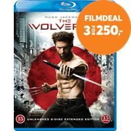 Produktbilde for The Wolverine - Unleashed Extended Edition (BLU-RAY)