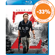 Produktbilde for World War Z (BLU-RAY)