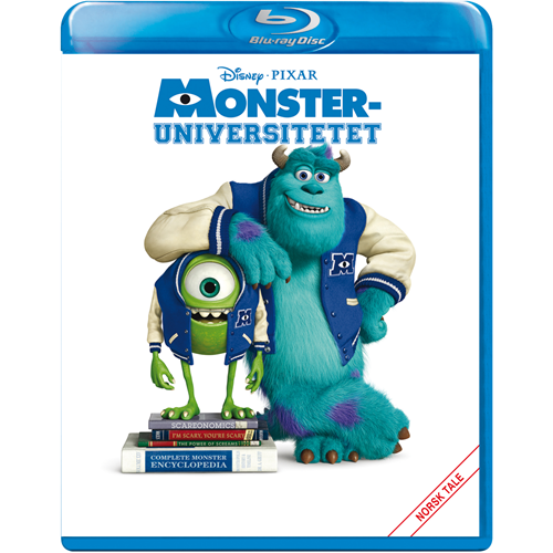 Monsteruniversitetet (BLU-RAY)