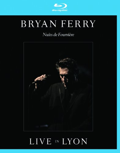 Bryan Ferry - Live In Lyon (UK-import) (BLU-RAY)