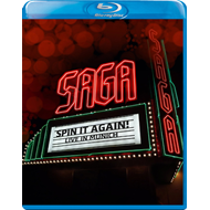 Saga - Spin It Again! - Live In Munich (BLU-RAY)
