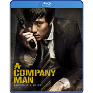 Produktbilde for A Company Man (BLU-RAY)