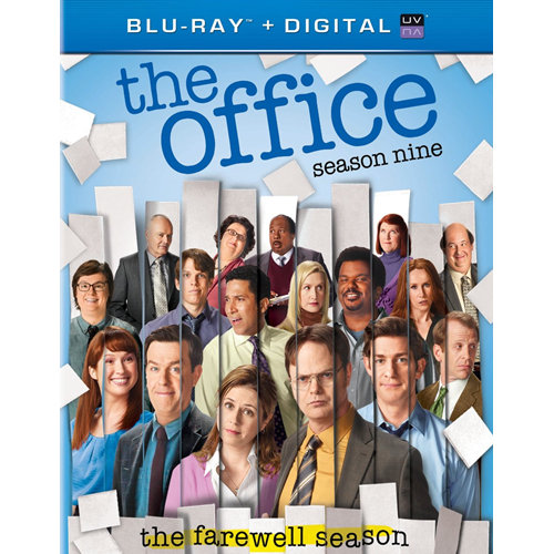 The Office (USA) - Sesong 9 (BLU-RAY)
