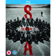 Sons Of Anarchy - Sesong 5 (UK-import) (BLU-RAY)