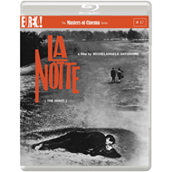 La Notte (UK-import) (BLU-RAY)