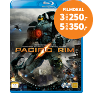 Produktbilde for Pacific Rim (BLU-RAY)