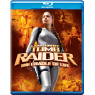 Tomb Raider - The Cradle Of Life (UK-import) (BLU-RAY)