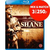 Produktbilde for Shane (BLU-RAY)