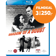 Produktbilde for Shadow Of A Doubt (BLU-RAY)