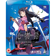 Bakemonogatari - Part 2 (UK-import) (BLU-RAY)