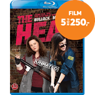 Produktbilde for The Heat - Unrated (BLU-RAY)