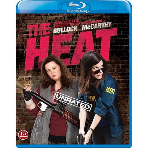 The Heat - Unrated (BLU-RAY)
