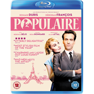 Populaire (UK-import) (BLU-RAY)