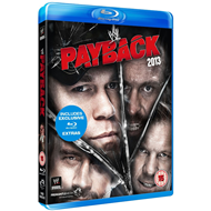 WWE - PayBack 2013 (UK-import) (BLU-RAY)