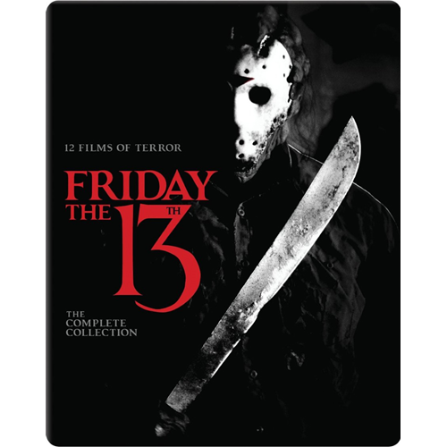 Friday The 13th: The Complete Collection (BLU-RAY)