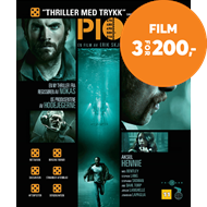 Produktbilde for Pionér (BLU-RAY)