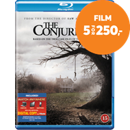 Produktbilde for The Conjuring (BLU-RAY)