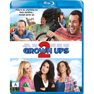 Grown Ups 2 (BLU-RAY)