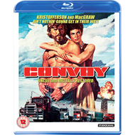 Convoy (UK-import) (BLU-RAY)