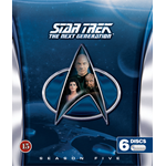 Star Trek - The Next Generation - Sesong 5 (BLU-RAY)