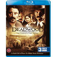 Deadwood - Sesong 1 (BLU-RAY)
