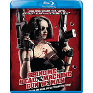 Bring Me The Head Of The Machine Gun Woman (UK-import) (BLU-RAY)