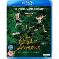 The Kings Of Summer (UK-import) (BLU-RAY)