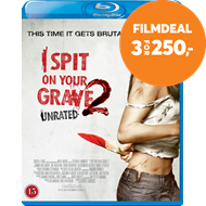 Produktbilde for I Spit On Your Grave 2 (BLU-RAY)