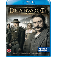 Deadwood - Sesong 2 (BLU-RAY)
