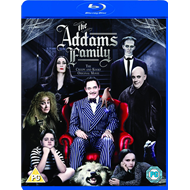 The Addams Family (UK-import) (BLU-RAY)