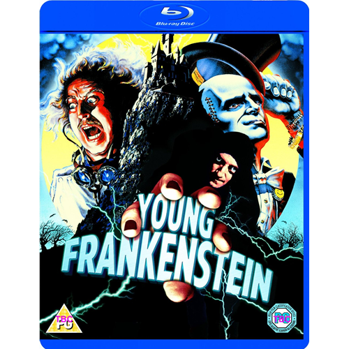 Young Frankenstein (UK-import) (BLU-RAY)