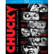 Chucky - The Complete Collection (BLU-RAY)