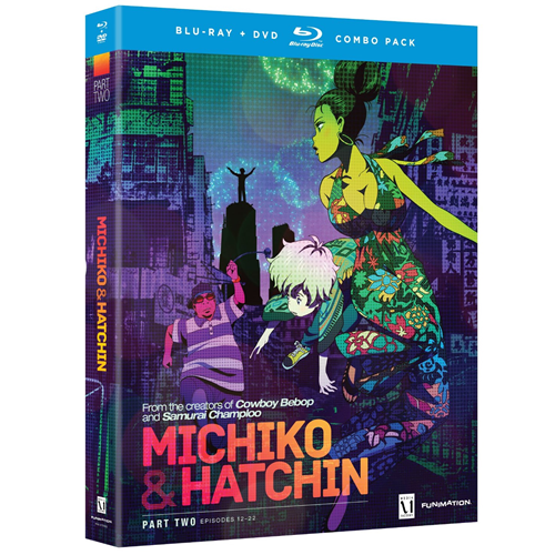 Michiko & Hatchin - The Complete Series Part 2 (BLU-RAY)