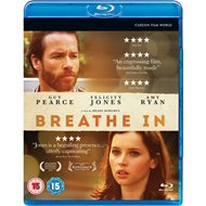 Breathe In (UK-import) (BLU-RAY)