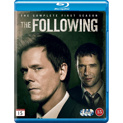 The Following - Sesong 1 (BLU-RAY)