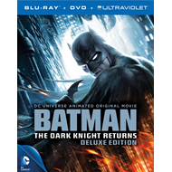 Batman - The Dark Knight Returns - Deluxe Edition (BLU-RAY)