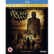 The Wicker Man - 40th Anniversary Edition (UK-import) (BLU-RAY)