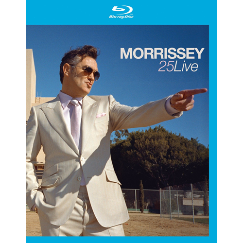 Morrissey - 25 Live (UK-import) (BLU-RAY)
