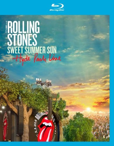 The Rolling Stones - Sweet Summer Sun - Hyde Park Live (UK-import) (BLU-RAY)