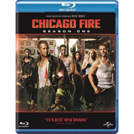 Chicago Fire - Sesong 1 (UK-import) (BLU-RAY)
