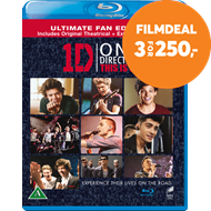 Produktbilde for One Direction - This Is Us (DK-import) (BLU-RAY)
