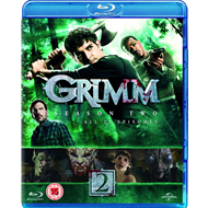 Grimm - Sesong 2 (UK-import) (BLU-RAY)